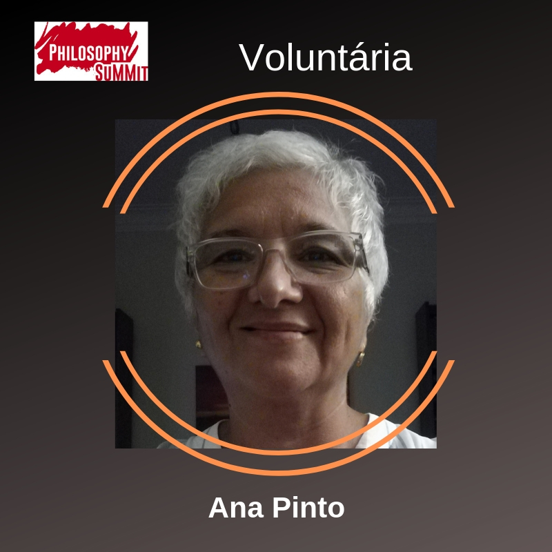 Voluntria Ana Pinto